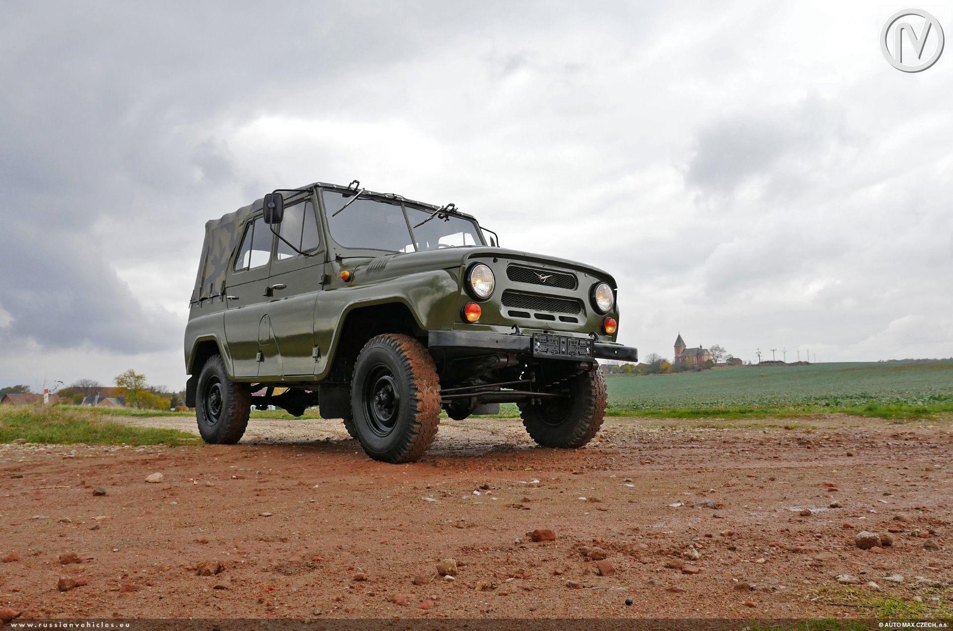 Historie a dokumentace ruských vozidel