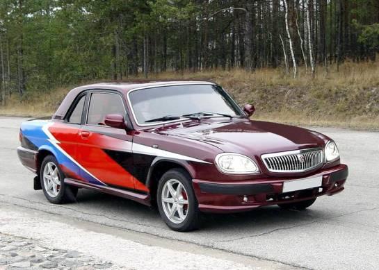 GAZ 31105 Volha