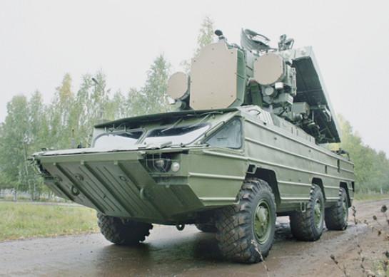 9K33M2 Osa-AK