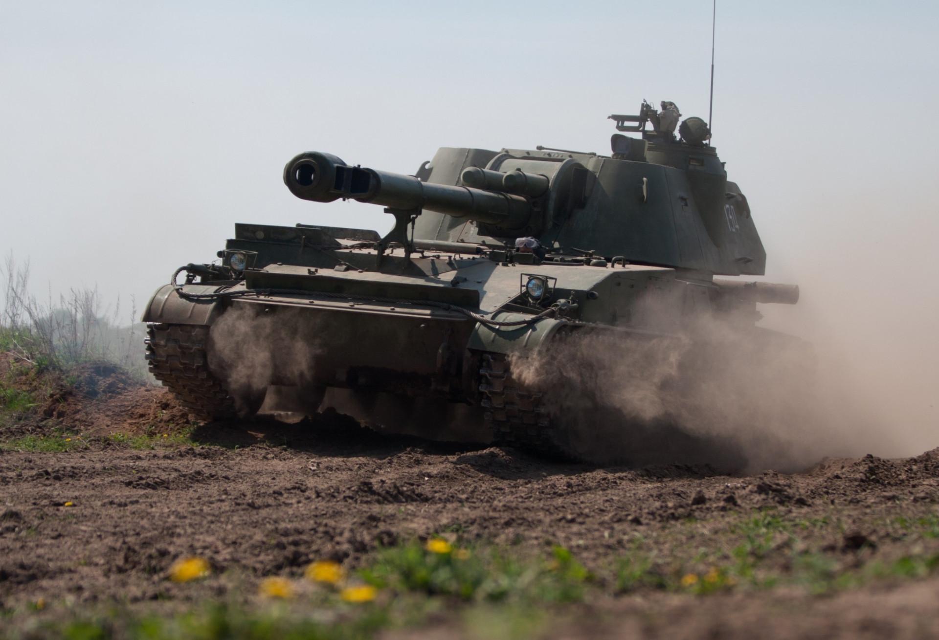 Vojenská a speciální technika