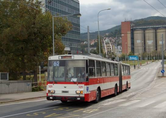 Trolejbusy Škoda