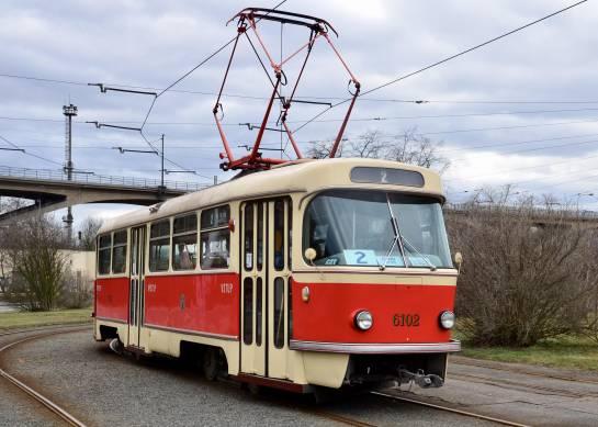 Tramvaje Tatra