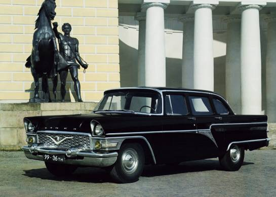 GAZ M-13 Čajka