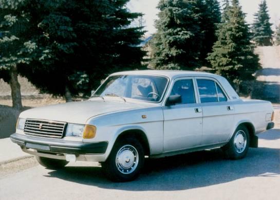 GAZ 31029 Volha