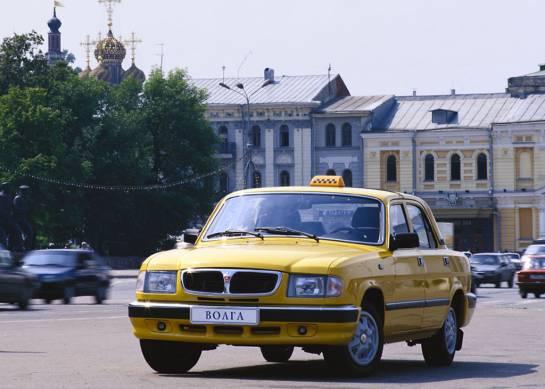 GAZ 3110 Volha