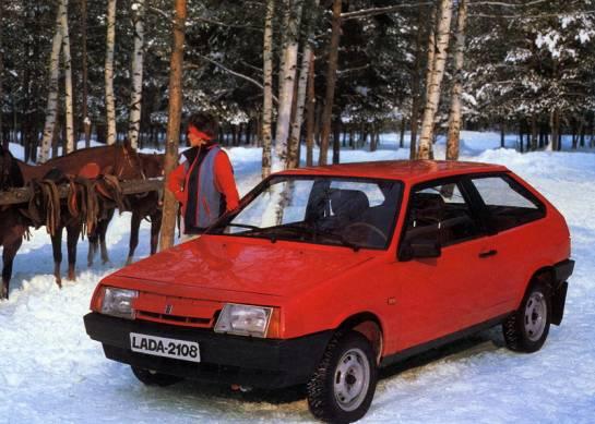 VAZ-2108 Samara