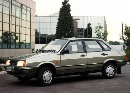 VAZ-21099 Samara