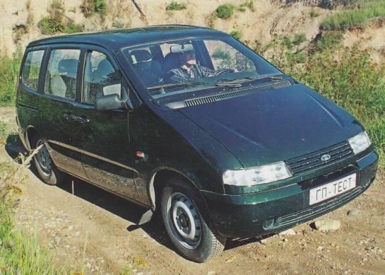 VAZ-2120 Naděžda