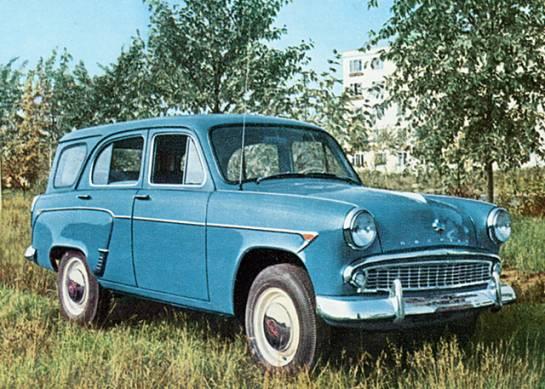 Moskvič 423