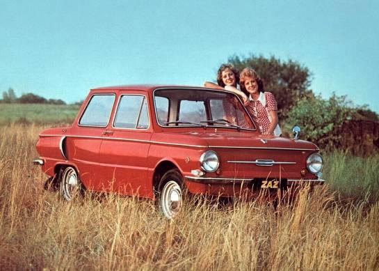 ZAZ-968 Záporožec