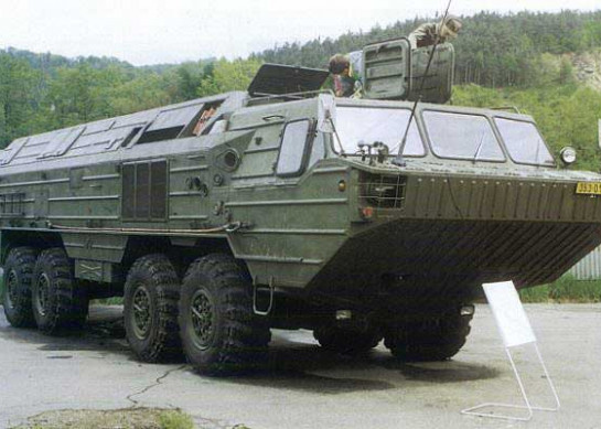 9K714 Oka (OTR-23)