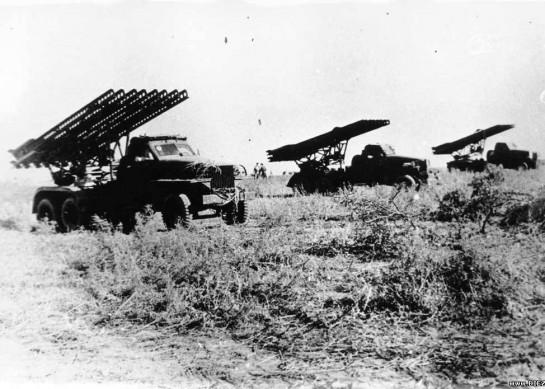 BM-13 Kaťuša