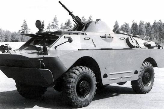 Obrněné vozy