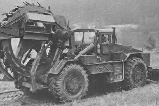 Tahače dělostřelectva a ostatní